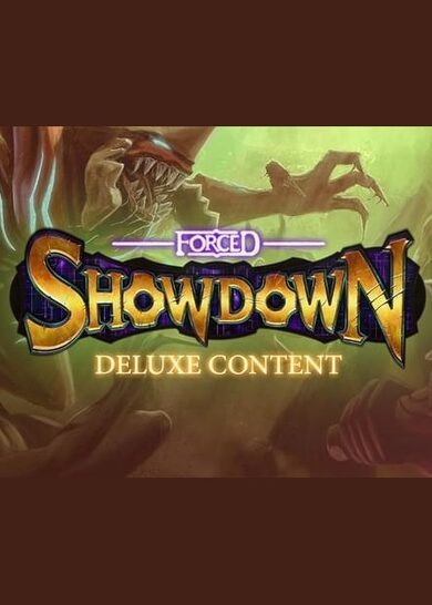 FORCED SHOWDOWN - Deluxe Edition Content (DLC) Steam Key GLOBAL