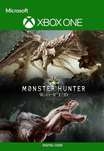 Monster Hunter: World (Pre-purchase Bonus) (DLC) XBOX LIVE Key GLOBAL