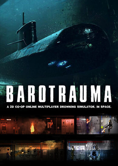 Barotrauma Steam Key GLOBAL