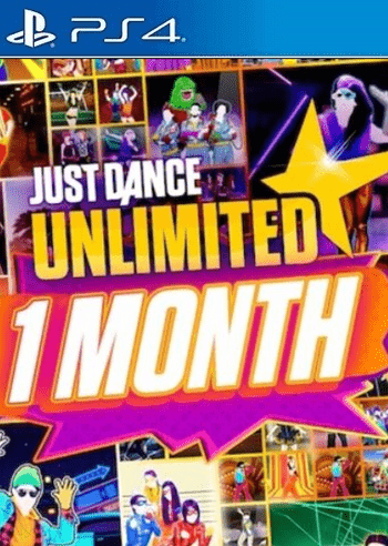 Just Dance Unlimited - 1 Month Pass (PS4) PSN Key UNITED STATES