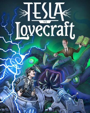 Tesla vs Lovecraft Steam Key GLOBAL