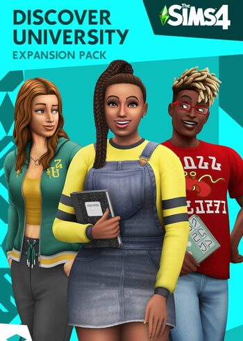 The Sims 4: Discover University (DLC) Origin Key GLOBAL