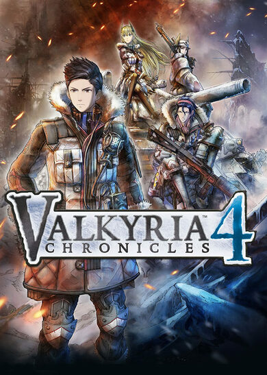 Valkyria Chronicles 4 Steam Key EUROPE