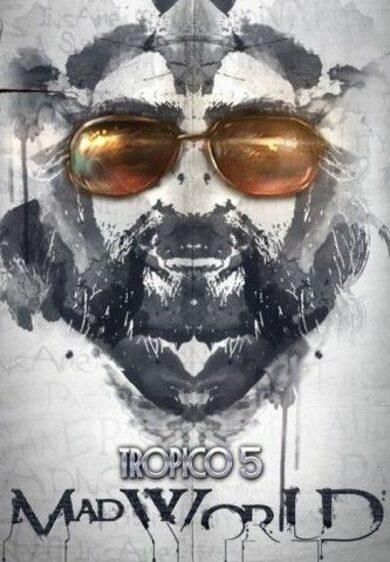 Tropico 5 - Mad World (DLC) Steam Key EUROPE
