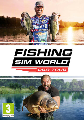 Fishing Sim World: Pro Tour Steam Key GLOBAL