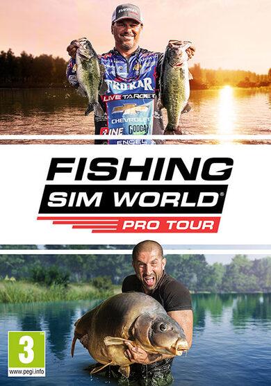 Fishing Sim World: Pro Tour Steam Key GLOBAL
