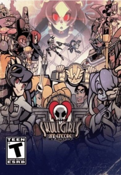 Skullgirls 2nd Encore Upgrade (DLC) Steam Key GLOBAL