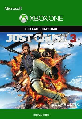 Just Cause 3 (Xbox One) Xbox Live Key GLOBAL