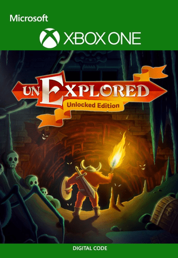 UnExplored - Unlocked Edition XBOX LIVE Key GLOBAL