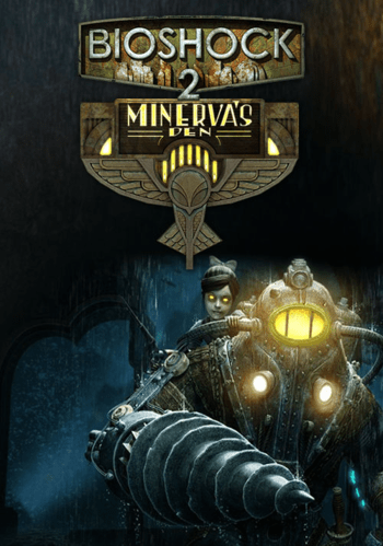 BioShock 2 - Minervas Den (DLC) Steam Key EUROPE