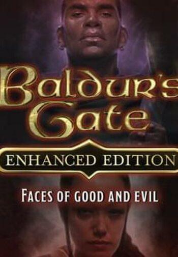 Baldur's Gate: Faces of Good and Evil (DLC) Steam Key GLOBAL