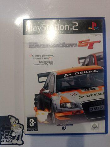 Corvette Evolution GT PlayStation 2