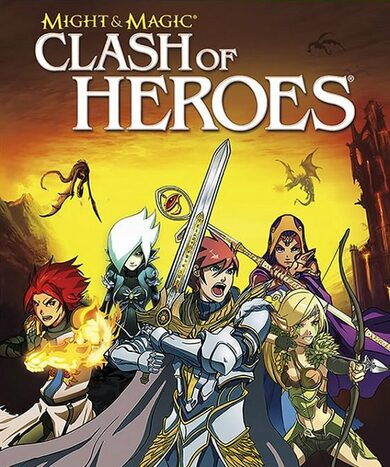 Might & Magic: Clash of Heroes Steam Key EUROPE