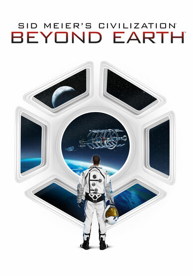 Civilization: Beyond Earth (incl. Exoplanets Pack) Steam Key GLOBAL