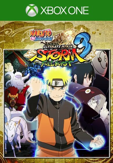 Naruto Shippuden: Ultimate Ninja Storm 3 Full Burst (Xbox One) Xbox Live Key UNITED STATES