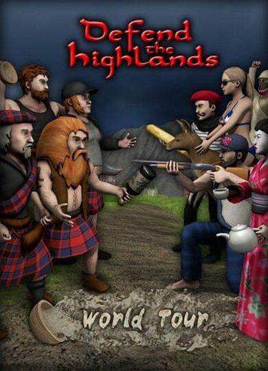 Defend the Highlands World Tour Steam Key EUROPE