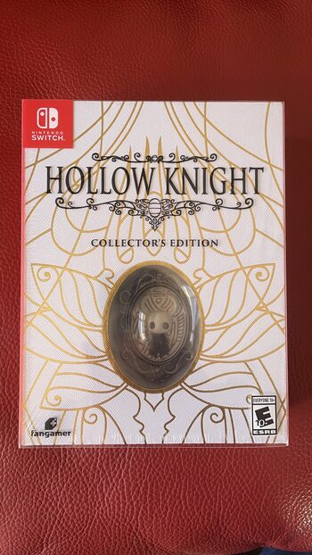 Hollow Knight Collector's Edition Nintendo Switch