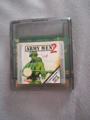 Army Men II Game Boy Color