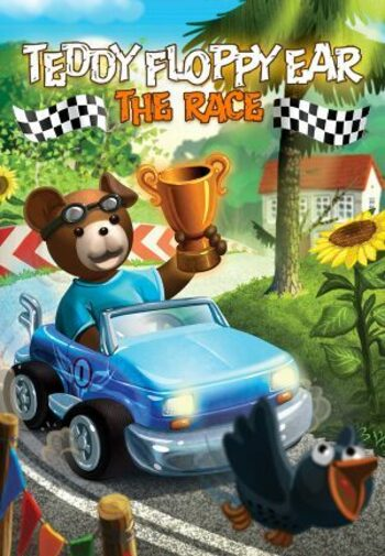 Teddy Floppy Ear - The Race Steam Key GLOBAL