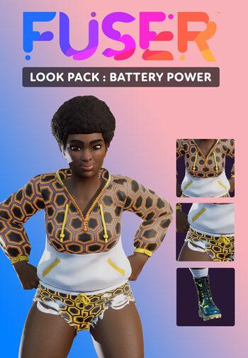 FUSER - Look Pack: Battery Power (DLC) Steam Key GLOBAL