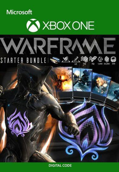 Warframe - Starter Bundle (DLC) XBOX LIVE Key GLOBAL