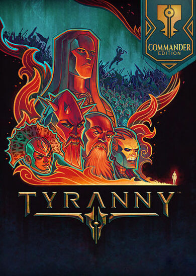 Tyranny (Commander Edition) Steam Key GLOBAL
