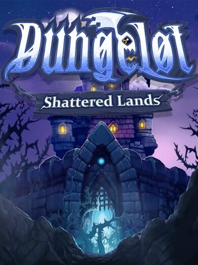 Dungelot: Shattered Lands Steam Key GLOBAL