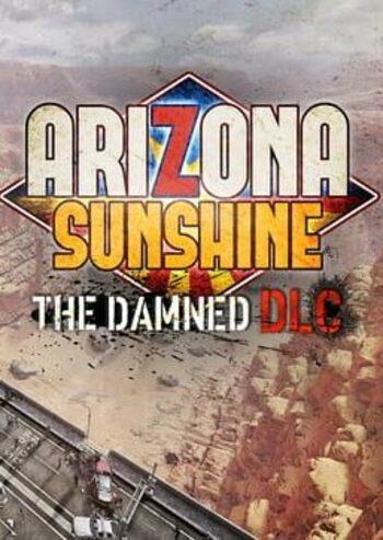 Arizona Sunshine - The Damned (DLC) Steam Key GLOBAL