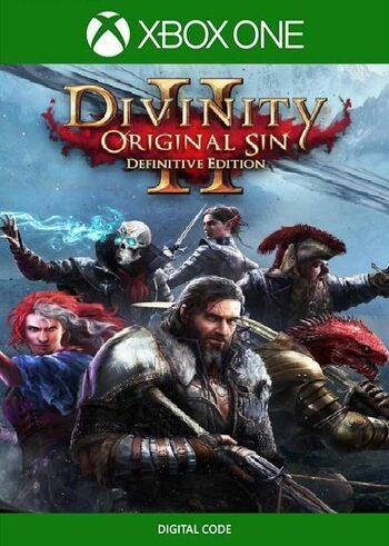 Divinity: Original Sin 2 - Definitive Edition (Xbox One) Xbox Live Key UNITED STATES