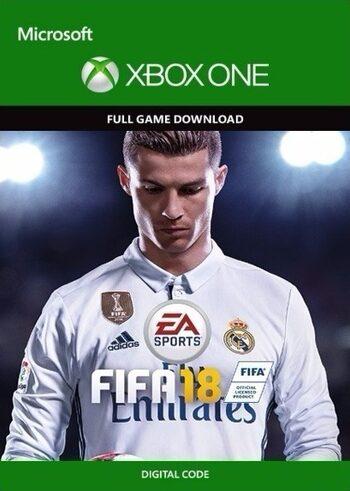 FIFA 18 (Xbox One) Xbox Live Key GLOBAL