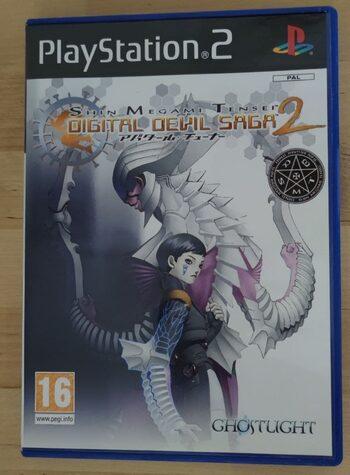 Shin Megami Tensei: Digital Devil Saga 2 PlayStation 2