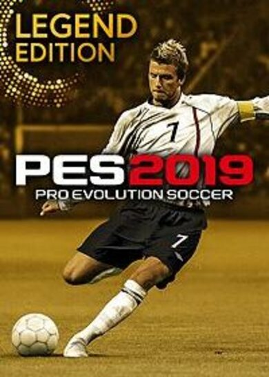 Pro Evolution Soccer 2019 (Legend Edition) Steam Key GLOBAL