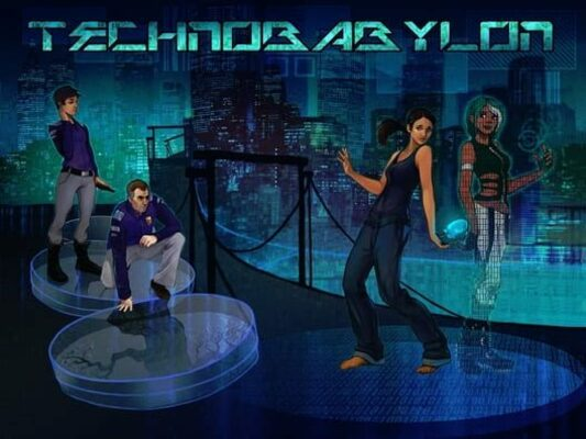 Technobabylon Steam Key GLOBAL