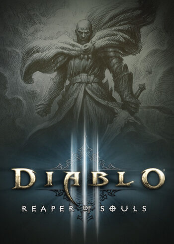 Diablo 3 Reaper of Souls DLC Battle.net GLOBAL