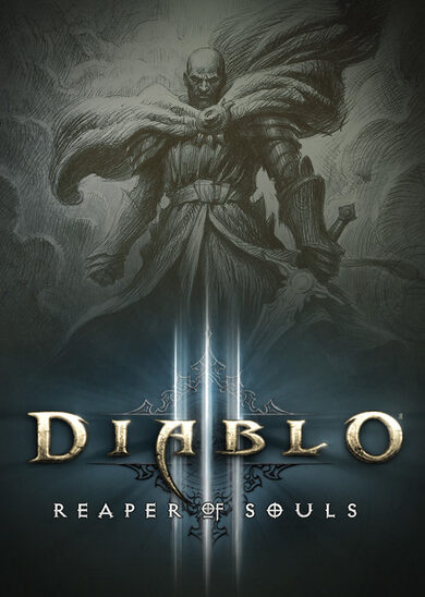 Diablo 3: Reaper of Souls (DLC) Battle.net Key EUROPE