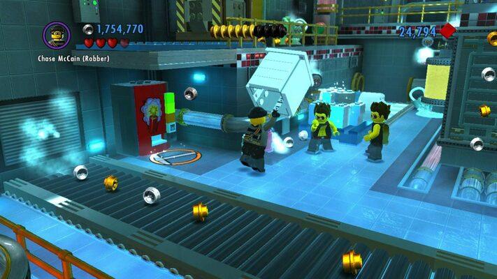 Buy Lego City Undercover Steam Cd Key Cheaper Price Eneba