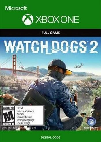Watch Dogs 2 (Xbox One) Xbox Live Key GLOBAL