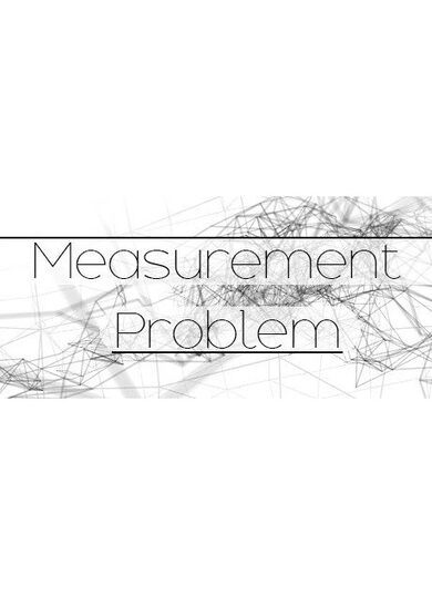 Measurement Problem Steam Key GLOBAL