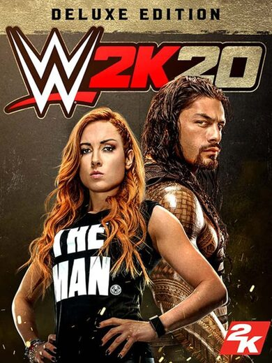 WWE 2K20 (Deluxe Edition) Steam Key GLOBAL фото