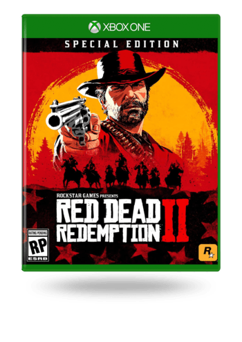 The Red Dead Redemption 2: Special Edition Xbox One