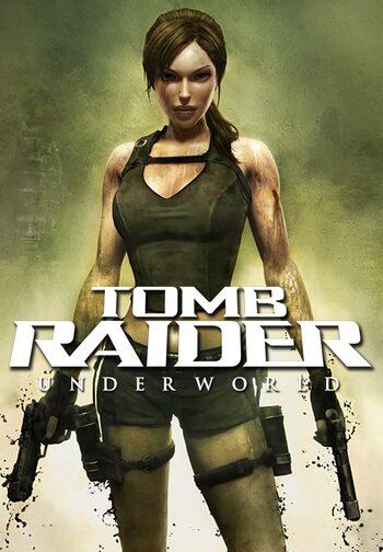 Tomb Raider: Underworld Gog.com Key GLOBAL