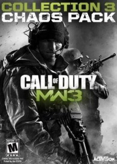 Call of Duty: Modern Warfare 3 - Collection 3: Chaos Pack (DLC) Steam Key EUROPE