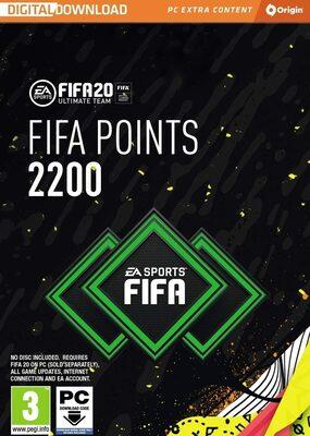 FIFA 20 - 2200 FUT Points Origin Key GLOBAL