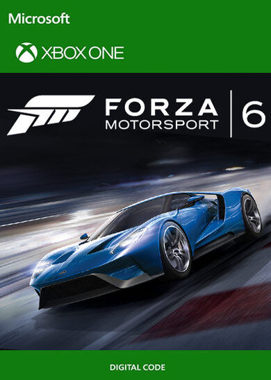 Forza Motorsport 6 (Xbox One) Xbox Live Key GLOBAL