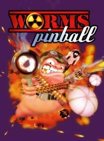 Worms Pinball Steam Key GLOBAL