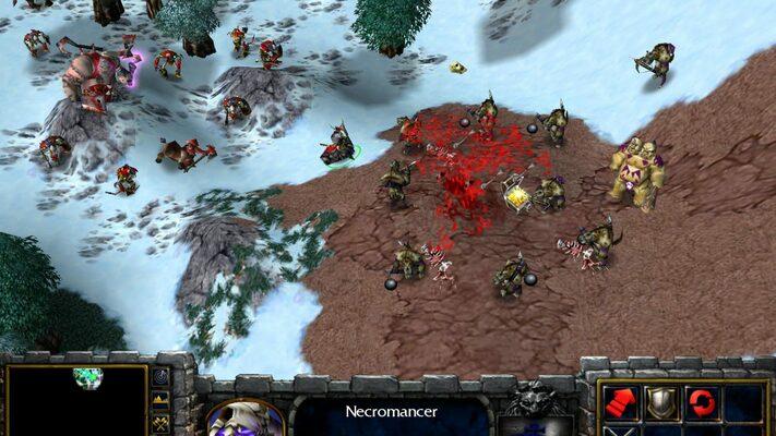 Warcraft 3: Reign of Chaos Battle net Key GLOBAL