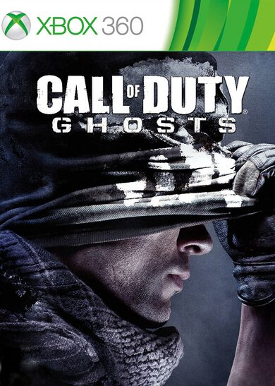 Call of Duty: Ghosts Xbox 360 (incl. Season Pass, Soundtrack DLC) Xbox Live Key EUROPE