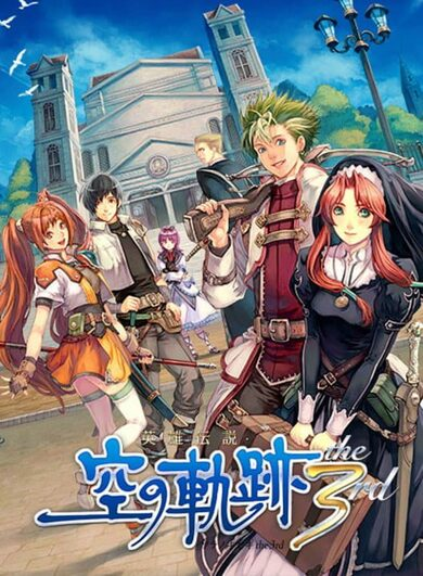 The Legend of Heroes: Trails in the Sky Steam Key GLOBAL