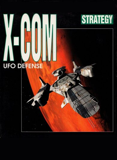 X-Com: UFO Defense EU Steam Key EUROPE