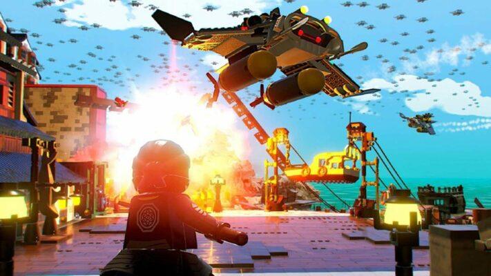 Buy Lego Ninjago Movie Cd Key For Pc Cheaper Eneba